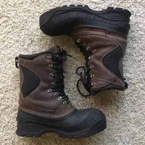 Kamik Cody Men's Winter Boots SIZE 10. Like New!